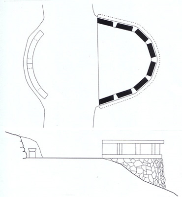 "Viewpoint ""Pod Ottovou výšinou"" in KarlovyVary"