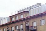 Flats in attic in Prague 5