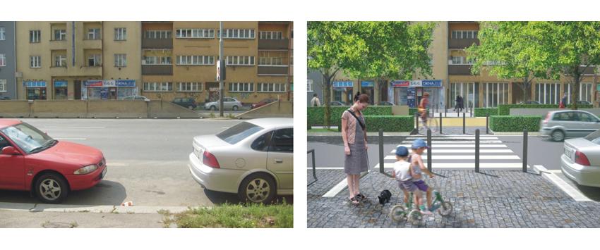 Humanizace pražskémagistrály