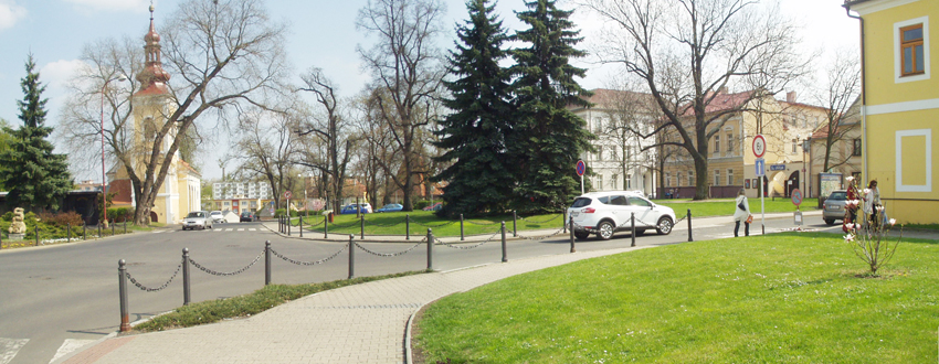 Löschner square inKadan
