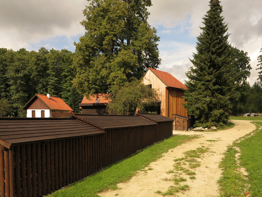 Cabin in south Bohemia reconstruction