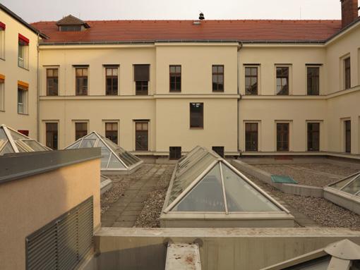 Dostavba a stavební úpravy ZŠ Praha - Ďáblice 1.etapa